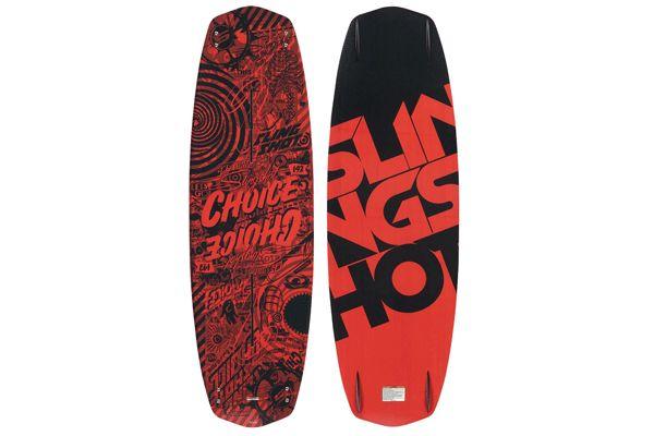 slingshot choice wakeboard, 2014 slingshot
