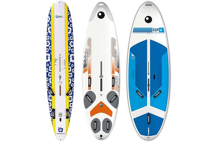 Best Windsurf Boards for Beginners