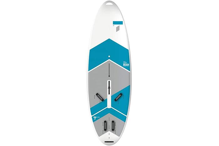 TAHE Beach 225 D Tough-TEC Windsurf Board