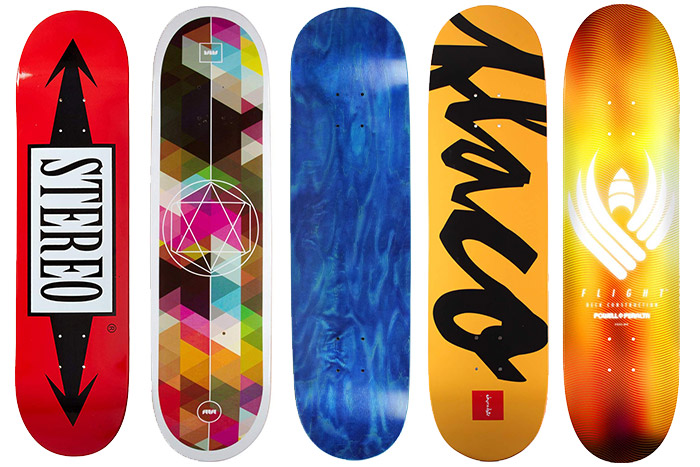 The Best Skate Decks for Street Skating
