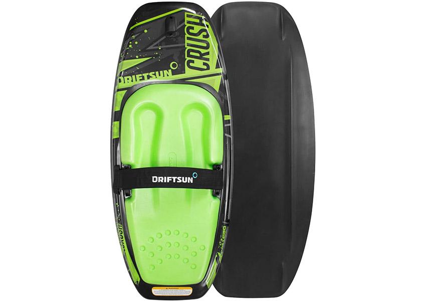 best kneeboard, Driftsun Crush Kneeboard with Hook