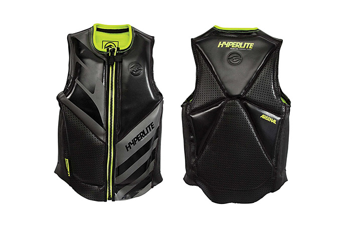 Hyperlite Arsenal Wakeboard Vest review