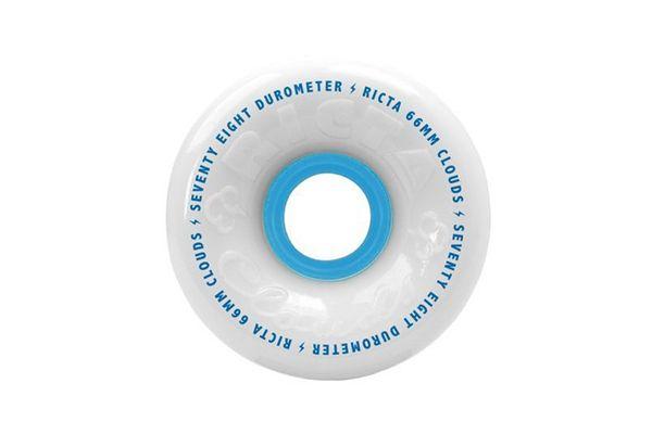 skateboard wheels for cruising, ricta wheels