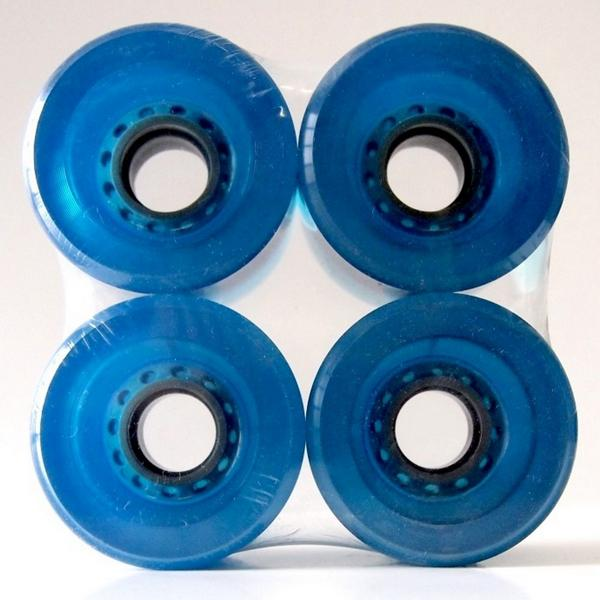 Everland 65x51mm Skateboard Wheels, skateboard wheels for cruising