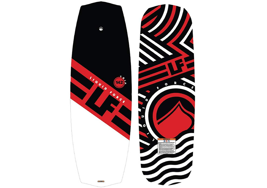 Liquid Force Trip Wakeboard review