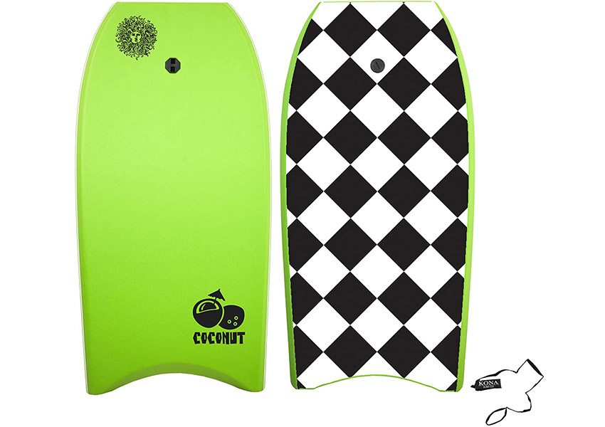 KONA SURF CO. Coconut Body Board