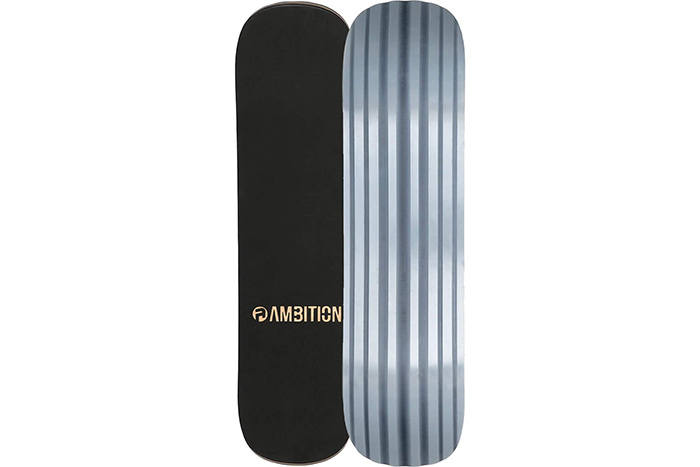Ambition Team 2019 Charcoal Snowskate