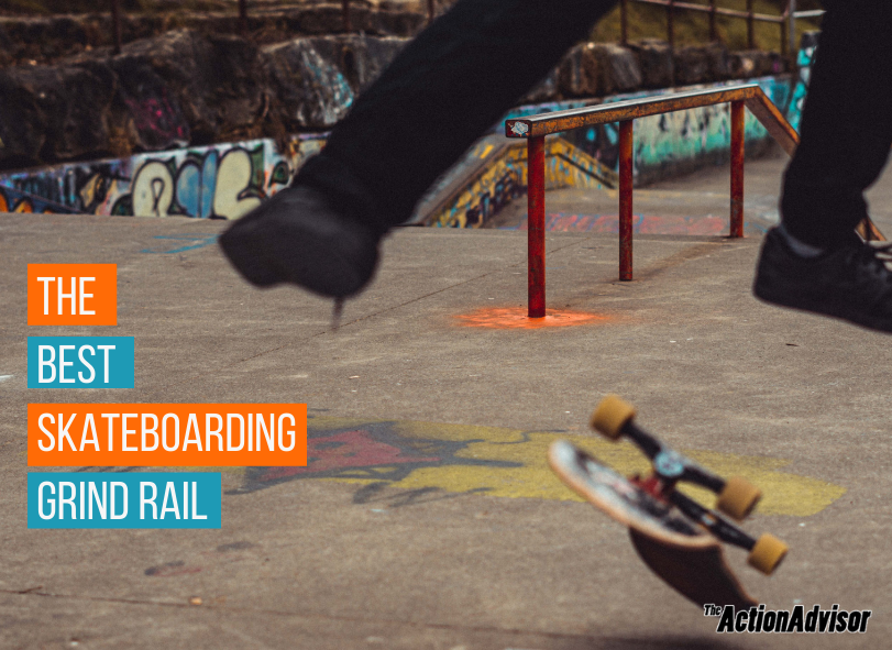 Best skateboarding grind rail 2022