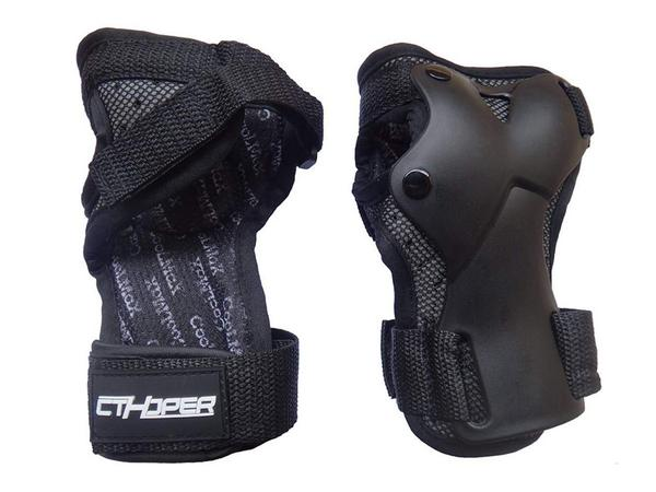 CTHOPER Impact Wrist Guard Protective Gear Wrist Brace Wrist Support for Skating Skateboard Skiing Snowboard Motocross Multi