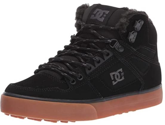 DC Men's Pure High-top Wc Wnt Skate Shoe