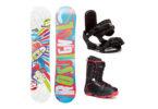 Rossignol Scan AmpTek Snowboard package