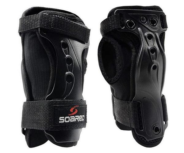Soared Skating Skateboard Skiing Snowboard Impact Wrist Guard Protective Gear Gloves