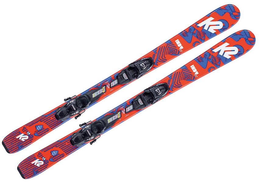 k2 Ski Boys' Indy