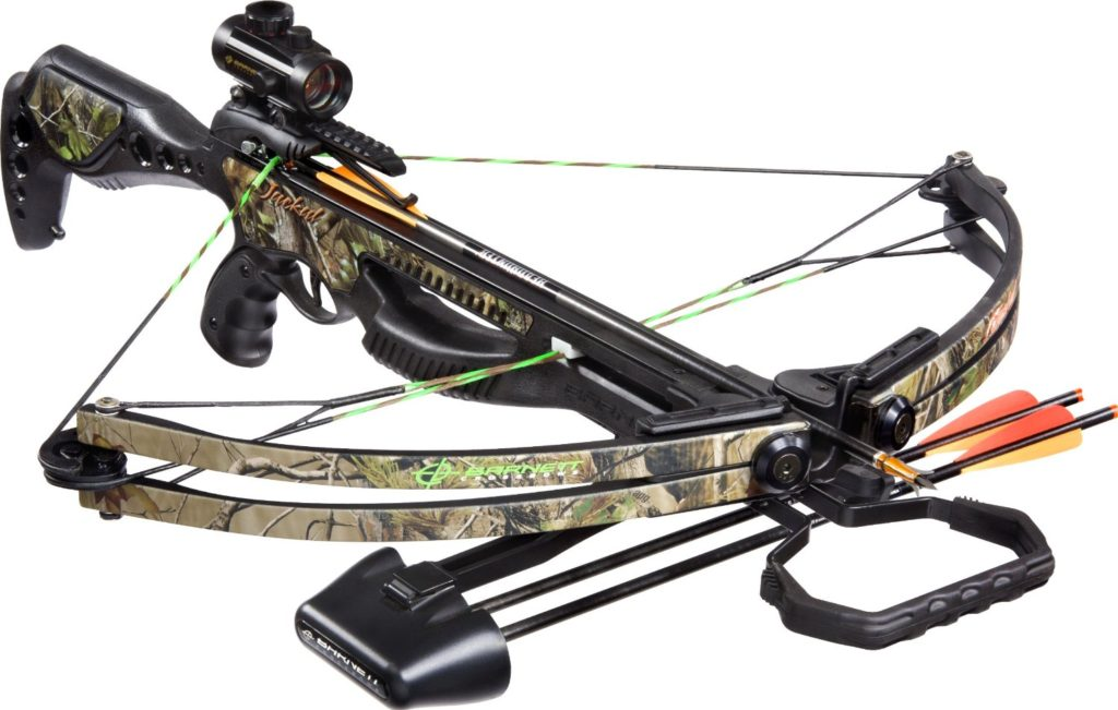 best crossbow for the price, Barnett Jackal Crossbow review