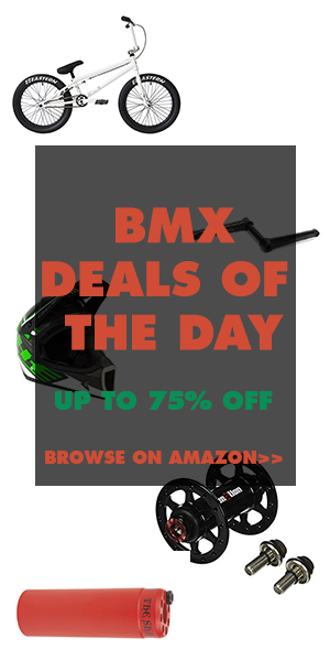 cycling deals, bmx deals of the day