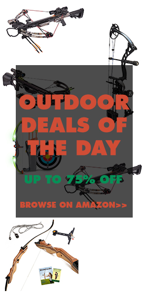archery deals, crossbows deals of the day