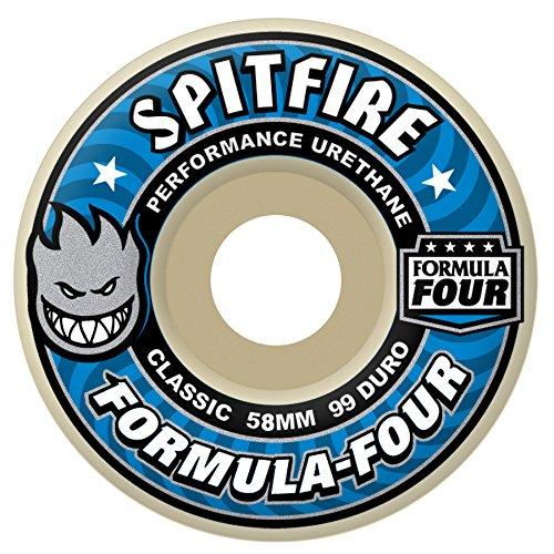 Spitfire Skateboard Wheels - Spitfire Formula F