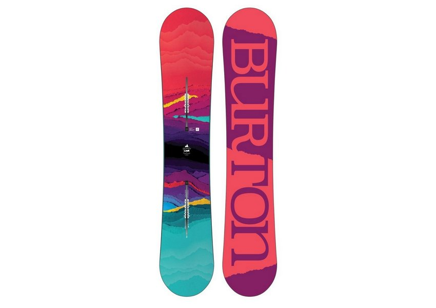 Burton Feelgood Flying V Women's Snowboard Review