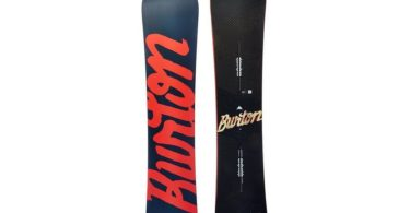 Burton Ripcord Snowboard review - color multi
