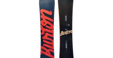 Burton Ripcord Snowboard review - color multi