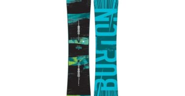 Burton Ripcord Snowboard review - color uni