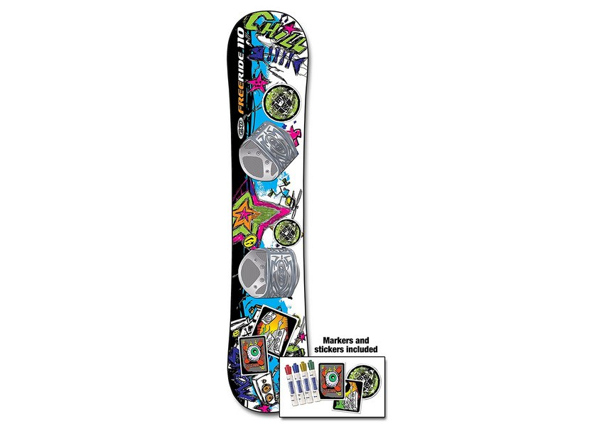EMSCO Group – Supra Hero Snowboard-2