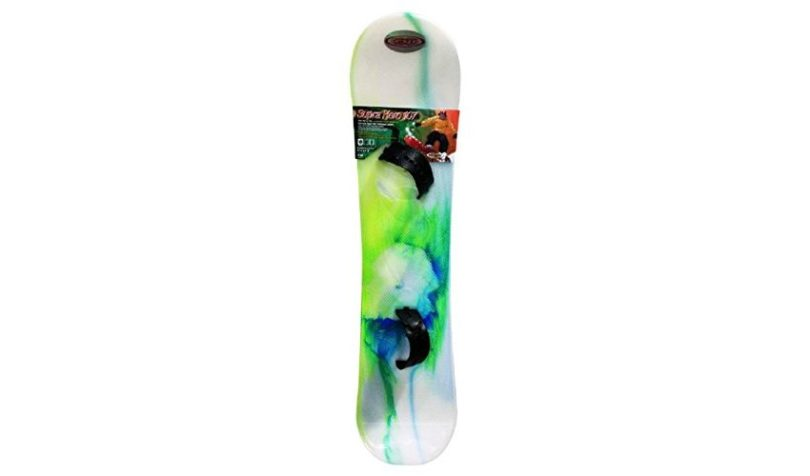 EMSCO Group – Supra Hero Snowboard-color tie-dye