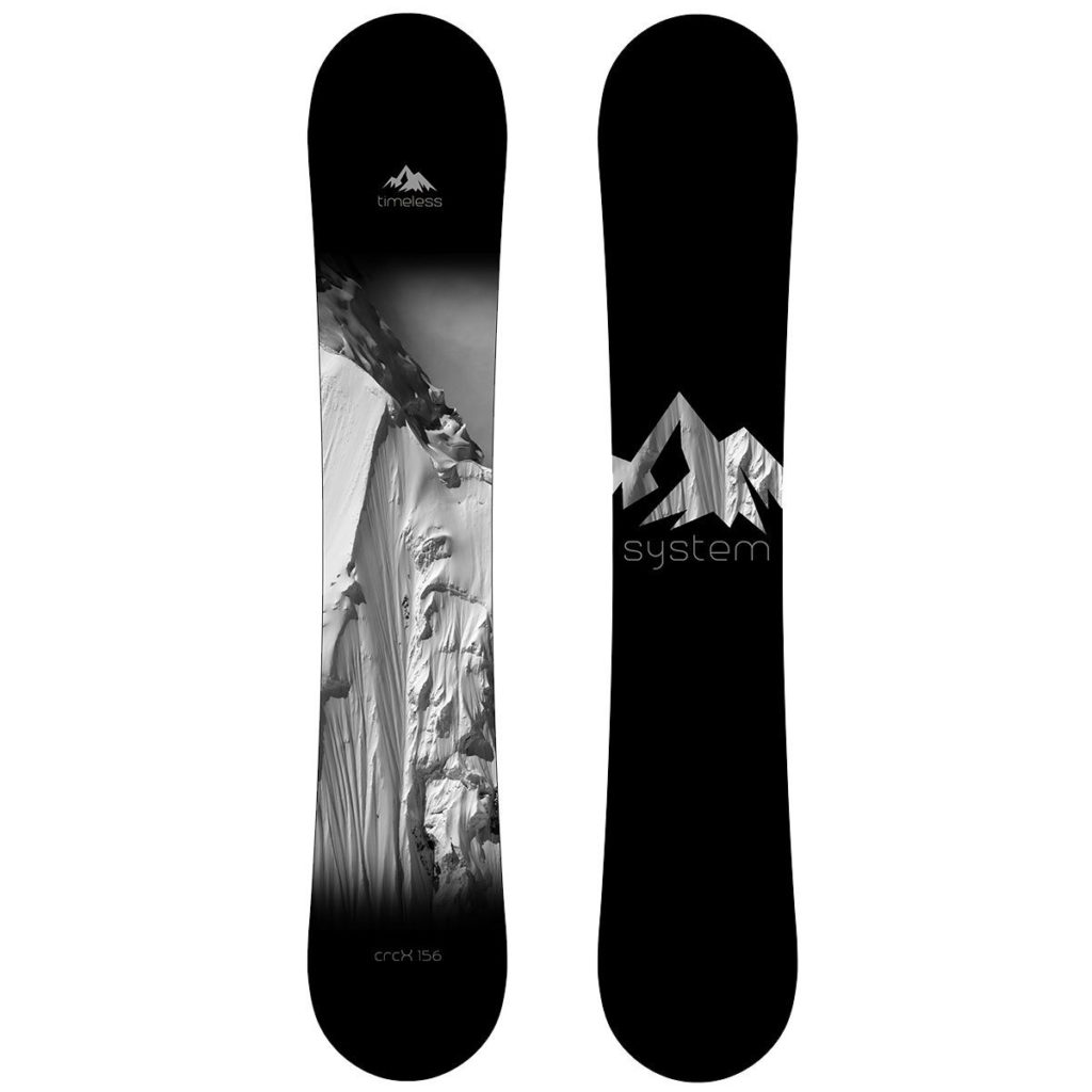 System Timeless CRCX 2018 Snowboard Review