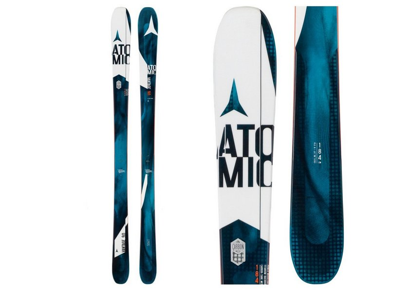 Atomic Vantage 90 CTI Skis Review