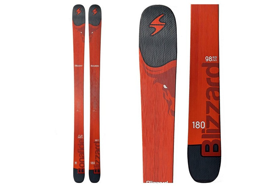 Blizzard Bonafide Skis Men's Review