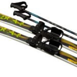 New Wildcat 95cm Jr Waxless Cross Country Backyard Ski Set Review