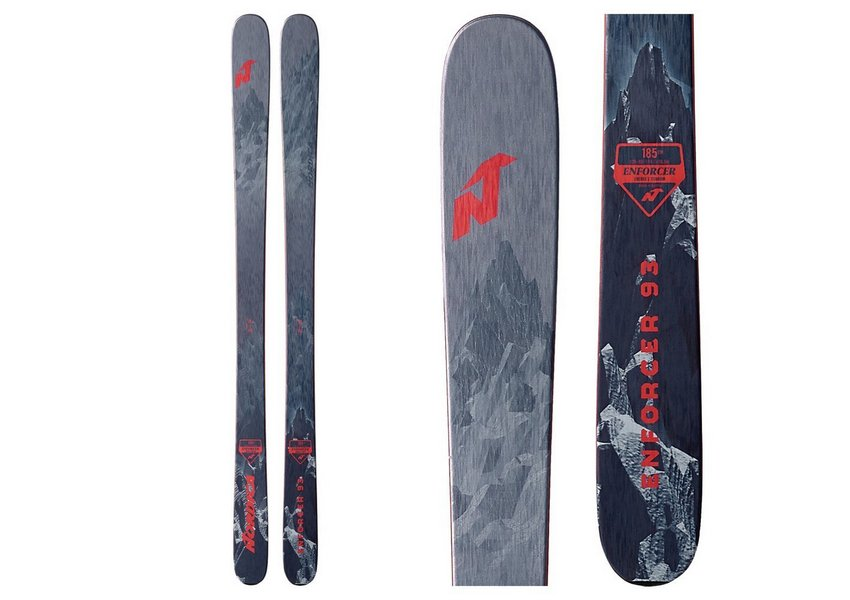 Nordica Enforcer 93 Skis 2018 Review