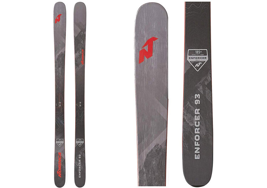 Nordica Enforcer 93 Skis 2020 review