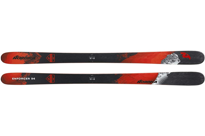 Nordica Enforcer 94 Skis 2022 review