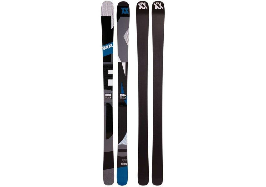 Volkl Kendo Skis Men's Review