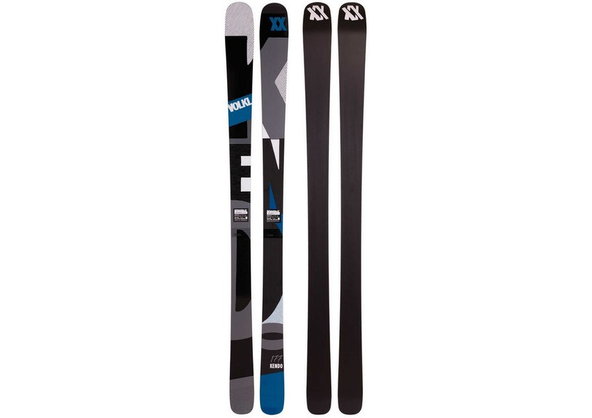Volkl Kendo Skis Men's Review