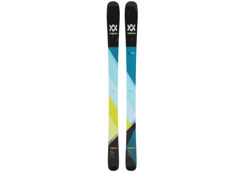 Volkl Kenja Women's Skis Review